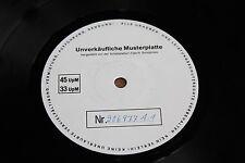 C Cat Trance  - German LP Test Pressing /  Khamu (She Sleep Walks)