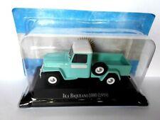 DIE CAST - IKA BAQUEANO 1000 (1959) - AUTOS INOLVIDABLES SALVAT SCALA 1/43