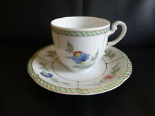 Villeroy & Boch Indian Summer: Kaffeetasse / Tasse mit Unterteller