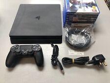 Sony Playstation 4 Ps4 Slim 500gb Console Bundle