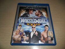 WWE: Wrestlemania XXVII (Blu-ray Disc, 2011, 2-Disc Set, Collectors Edition)