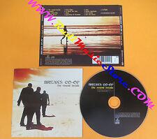 CD BREAKS CO-OP The Sound Inside 2006 Europe PARLOPHONE  no lp mc dvd (CS11)