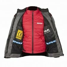 Spada Stelvio Textile Motorcycle Jacket Anthracite Large