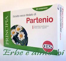 PARTENIO 60 compresse Estratto secco titolato - Emicrania, cefalea