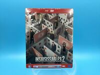 neuf film blu ray edition steelbook insaisissables 2
