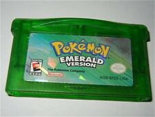 ***POKEMON EMERALD VERSION GAMEBOY ADVANCE GAME GBA AUTHENTIC SAVES!!***