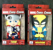 iPhone 4 4/s Marvel Chara Covers Body Figure Skin Case Thor Wolverine