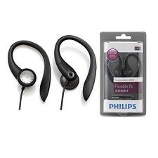 Philips SHS3200 Flexible Earhook Headphones Secure fit /GENUINE
