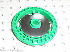 LEGO Technic Green disk ref 32439px2 / set 8000 star wars pit droid