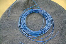 "1/4"" Pneumatic Polyethylene Tubing Push to Connect Fittings Blue PE0417-K"