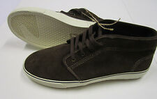Nwt Mens American Eagle Dark Brown Suede Chukka Boots Casual Shoes 12