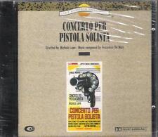 "FRANCESCO DE MASI - CD 1992 1 STAMPA CELOPHANATO "" CONCERTO PER PISTOLA SOLISTA"