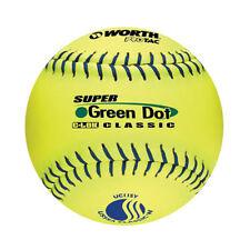 """Worth 11"""" Super Green Dot - Classic (1 Dozen)"""
