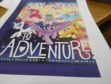 100% cotton multicolours  yes to adventure panel 35x44ins