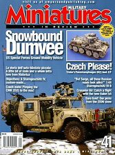Military Miniatures In Review Magazine No 41 US Special Forces Ground Vehicle