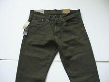POLO RALPH LAUREN Men's Varick Slim-Straight Olive Wash Jeans 32x30