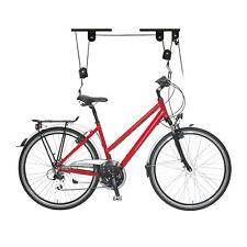 Soporte de bicicleta manta bicicleta suspensión bicicleta lift bicicleta soporte de techo negro