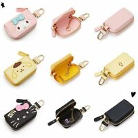 Cute Hello Kitty My Melody Pompompurin Car Smart Key Case Bag Pouch Keyring Gift