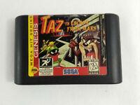 Jeu Sega Genesis en loose  Taz in Escape from Mars  Envoi rapide et suivi