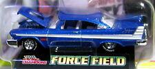 RACING CHAMPIONS 57 1957 PLYMOUTH FURY NHRA JOHN FORCE FIELD BLOWN HOT ROD CAR