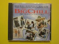 More Songs The Big Chill 15th Anniversary Soundtrack CCR Marvin Gaye NEW CD