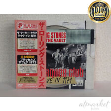 THE ROLLING STONES From The Vault The Marquee'71(DVD+CD) Brussels Affair'73(2CD)