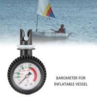 Inflatable boat air pressure gauge air connector for kayak Raft sup board SK YU