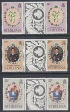 St. Helena 1981 ** Mi.342/44 Hochzeit Wedding Charles & Lady Diana [sq5992]