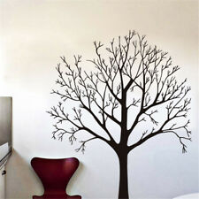 Black Tree Removable Decals Room Wall Stickers Vinyl Art DIY Decor Home