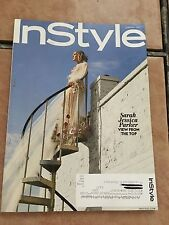 Instyle Magazine January 2017 SARAH JESSICA PARKER View From The Top, Best Dress