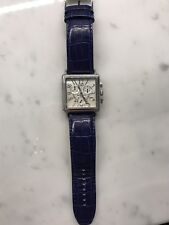 Ladies TOMMY BAHAMA Watch With Blue Leather Band