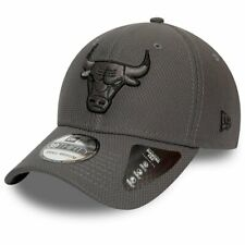New Era 39Thirty Diamond Cap - Chicago Bulls graphite