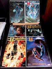 Marvel Miracleman Set 11 - 16 Alan Moore Steve Totleben