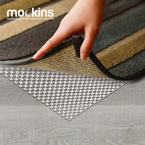 Mockins Premium Grip and Non Slip Rug Pad 9 x 12 feet Area Rug Pad