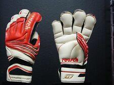 Clasic Reusch Goaliator Pro Ortho Tec Finger Stays Soccer Gloves Size 9 1870900