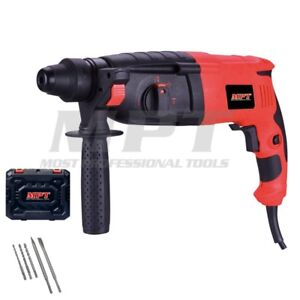 MPT Electric Drill Impact Hammer SDS 800 Watt with Kit