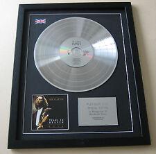 ERIC CLAPTON Tears In Heaven CD / PLATINUM DISC Presentation