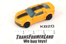 Bumblebee Premier Edition figure Deluxe Movie - The Last Knight TLK Transformers