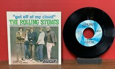 Vintage The Rolling Stones 45 RPM Records Each Sold Separately