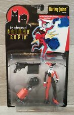 HARLEY QUINN The Adventures of Batman and Robin Action Figure Kenner 1997