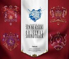 Eiyu Densetsu Legend Of Heroes Sen No Kiseki O.S.T. 4CDS Japan CD NW-10103280