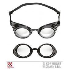 Steampunk Lab Goggles Mad Scientist Fancy Dress Costume Prop