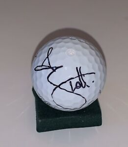 Adam Scott signed Masters golf ball titleist 2020 pga psa dna coa