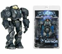 "Starcraft Heroes Of The Storm Jim Raynor Blizzard Warcraft 7"" Action Figure  19"