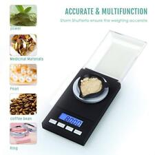 Electronic High Precision Digital Scales Pocket Jewellery Milligram 0.001g 50g