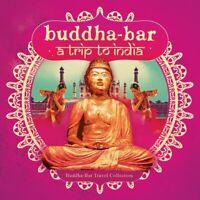 BUDDHA BAR PRESENTS/BUDDHA BAR-A TRIP TO INDIA +DLCODE, ERSTAUFL. LTD 2 CD NEU