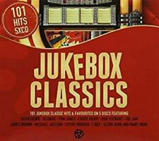 Various artists - 101 Jukebox classics [New & Sealed] CD x 5