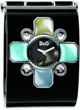 DOLCE & GABBANA CUFF BRACELET WOMEN'S WATCH- NEW