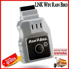 LNK Rain Bird Modulo Wifi. Control por internet de ESP-Me y ESP-RZXe LNK Bird