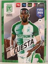 Panini Adrenalyn XL FIFA 365 2018 - #054 Carlos Cuesta - Atletico Nacional